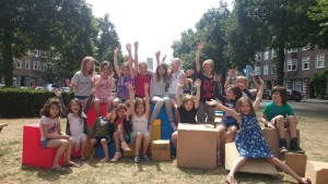 ARTCAMP van start