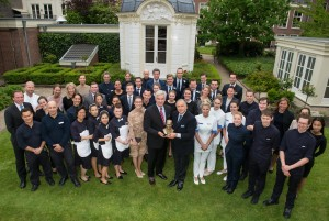 Waldorf Astoria Amsterdam wint Connie Award kopie